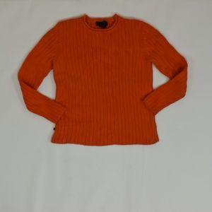 Ralph Ralph Lauren Regular L Orange   Sweater Cot